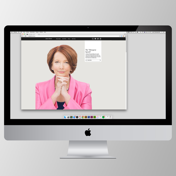 Julia Gillard Website – 27th Prime Minister of Australia