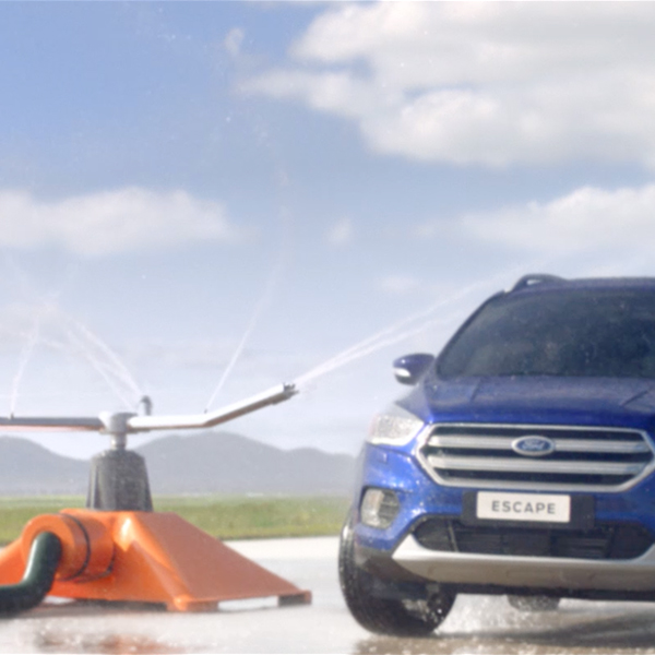 Ford Escape Integrated Campaign 2017