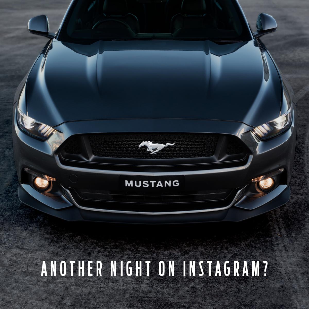 Mustang Social