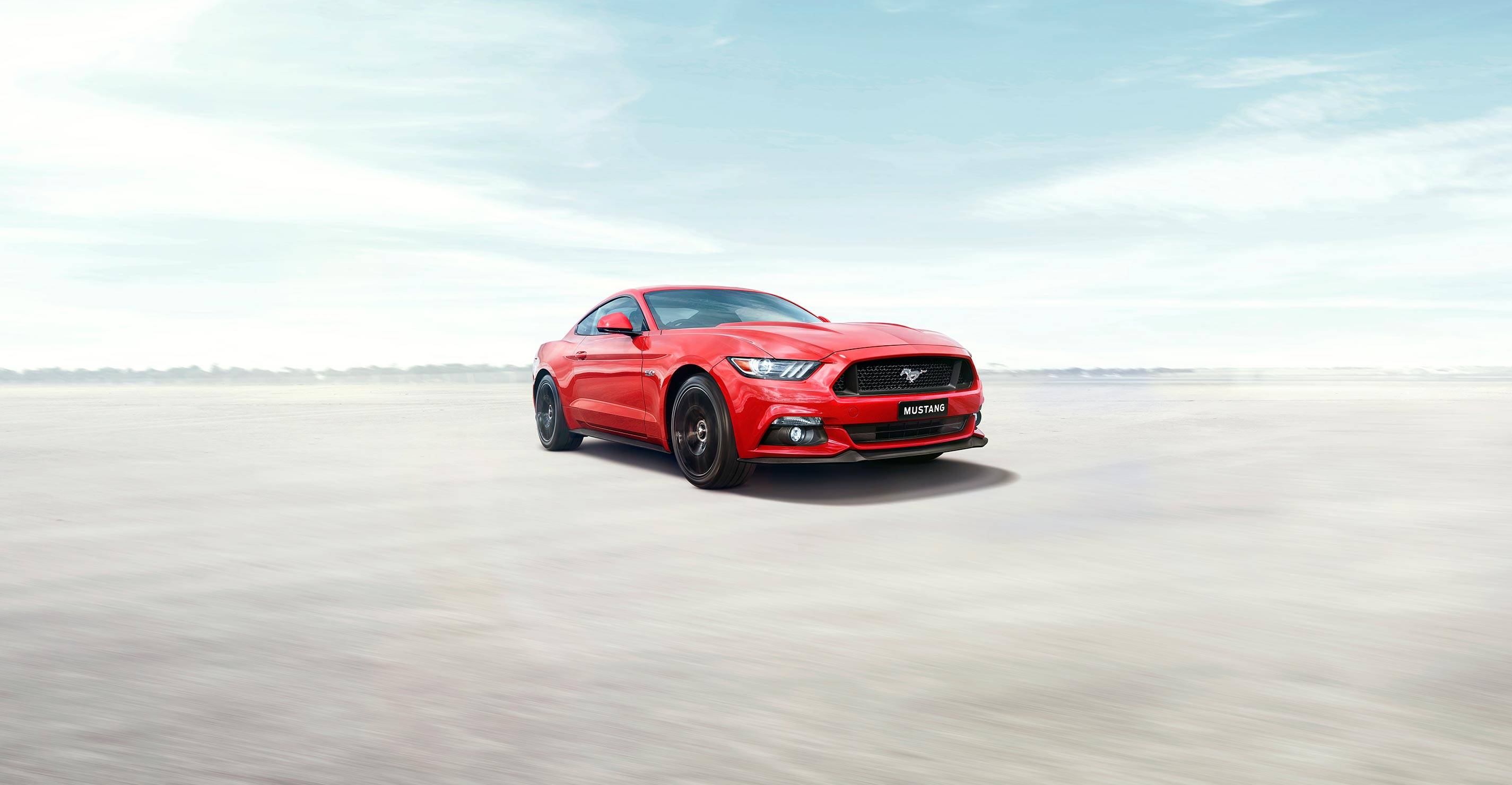 Mustang Main Image