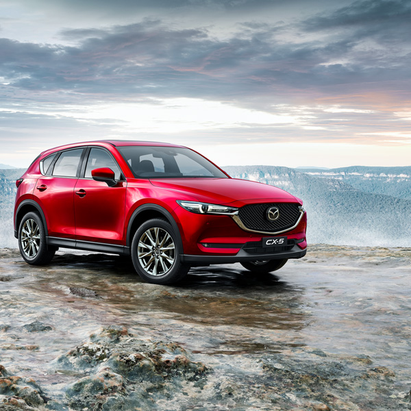 Mazda CX-5 Campaign 2018 – A Cut Above